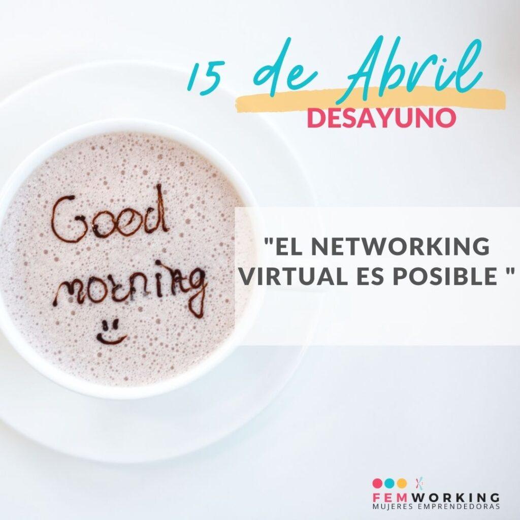 desayuno emprendedoras femworking